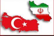 ایران وترکیه